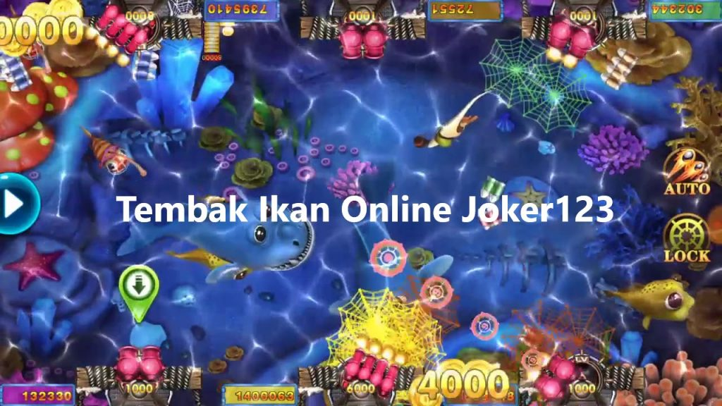 Situs Tembak Ikan Online Terpercaya Uang Asli Indonesia
