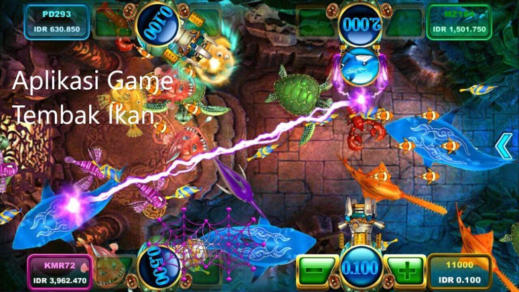 Permainan Judi Joker123 Tembak Ikan Online Uang Asli
